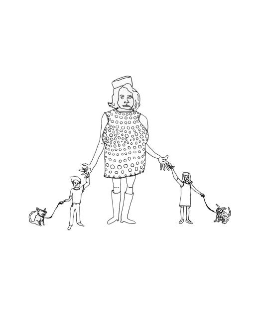 "Illustration by Zoe Phillips, taken from ""Medicine"""