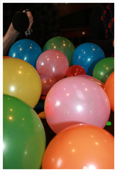 """Title: """"Ballooned Mackintosh"""" by Blake Peterson (2010) Media: Photograph Dimensions: 7 x 5 inches"""