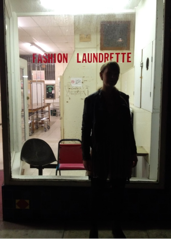 "Title: ""Fashion Laundrette"" by Blake Peterson (2013) Media: Digital Photograph, Printed on Film Dimensions: 9.5 x 7.5 in Edition: 1/1"