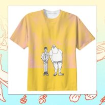 """Two Guys"" T-Shirt"
